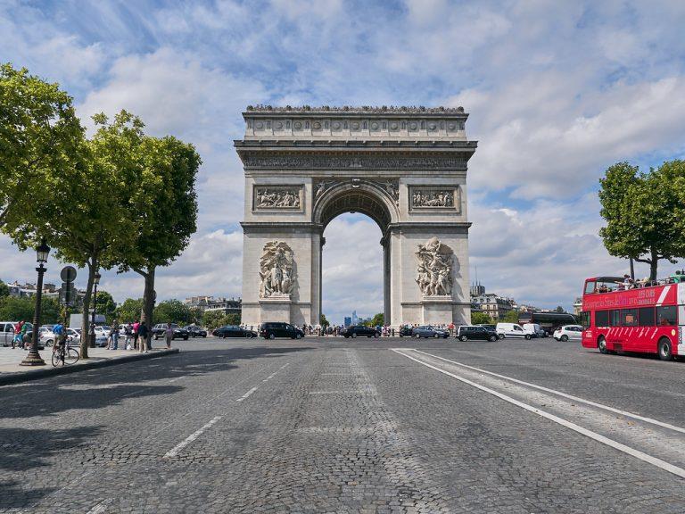 Arco del tirunfo